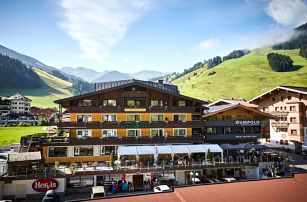 Rakousko - Salcbursko na 3 až 8 dní, polopenze s dopravou vlastní