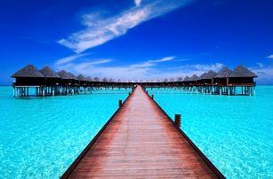 Maledivy - Jižní Atol Male na 9 až 13 dní, all inclusive s dopravou letecky z Prahy přímo na pláži