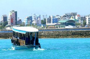 Maledivy - South Malé Atoll na 10 dní, plná penze, polopenze nebo snídaně s dopravou letecky z Prahy