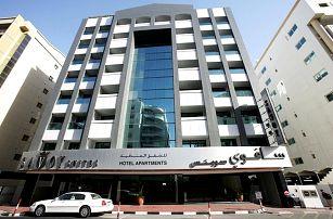 Spojené arabské emiráty - Dubai na 4 až 8 dní, polopenze nebo snídaně s dopravou letecky z Prahy