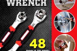 Univerzální klíč Tiger Wrench 48v1