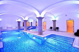 4–6denní luxusní wellness pobyt pro 2 s polopenzí v hotelu Malý Pivovar**** u Českého ráje