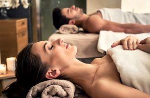 Pravá romantika: 60 či 90min. párová masáž