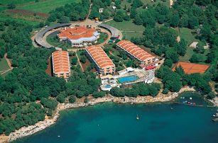 Chorvatsko - Istrie na 10 až 17 dní, all inclusive s dopravou autobusem 20 m od pláže