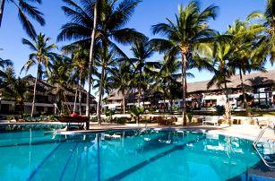 Zanzibar - Uroa na 9 až 10 dní, all inclusive nebo snídaně s dopravou letecky z Prahy