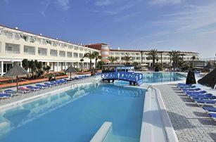 Kanárské ostrovy - Fuerteventura na 5 až 15 dní, all inclusive s dopravou letecky z Prahy 8 km od pláže
