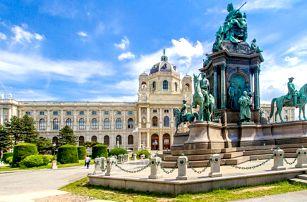 Vídeň přímo v centru s dětmi zdarma