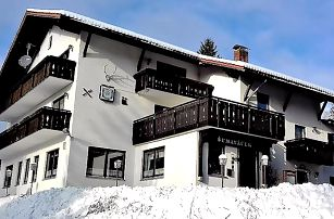 Dovolená plná lyžování v středisku Velký Javor