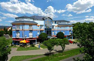 Senzační Balaton v 3* hotelu s neomezeným wellness, polopenzí i zapůjčením kol + slevový voucher na procedury
