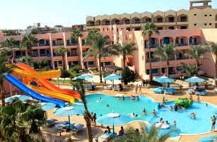 Egypt - Hurghada na 8 až 12 dní, all inclusive s dopravou letecky z Prahy přímo na pláži