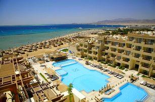 Egypt - Safaga na 8 až 11 dní, all inclusive s dopravou letecky z Prahy nebo Brna přímo na pláži