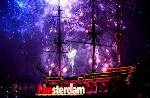 Rozzářený Amsterdam - SILVESTR a velkolepý Festival světel. 4 denní zájezd s ubytováním