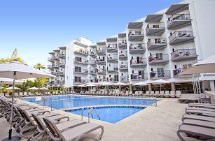 Španělsko - Mallorca na 4 až 8 dní, all inclusive nebo polopenze s dopravou letecky z Prahy 50 m od pláže