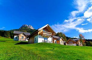 Rakousko - Tauplitz na 4 až 8 dní, bez stravy s dopravou vlastní