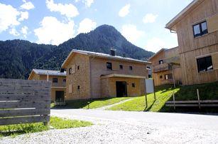 Rakousko - Vorarlberg na 4 až 5 dní, bez stravy s dopravou vlastní