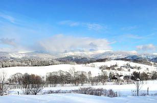 Do Krkonoš v zimě i přes léto: pobyt s polopenzí