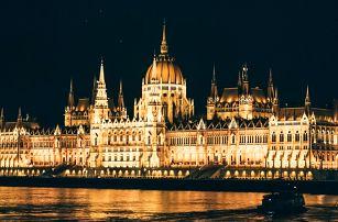 Dovolená v Expo Congress Hotel Budapest**** s wellness