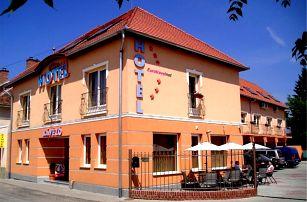 Maďarsko - Western Transdanubia na 4 dny, snídaně s dopravou vlastní