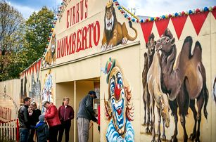Nejslavnější Cirkus Humberto přijíždí do Prahy