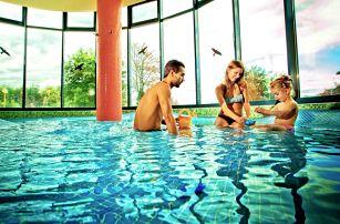 Termální lázně Bük v penzionu s privátní vířivkou, venkovním bazénem a snídaní/polopenzí + varianty se vstupem do termálů