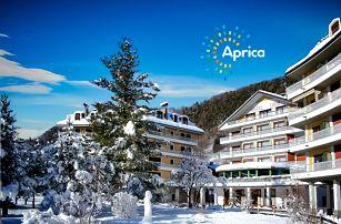 5denní Aprica se skipasem   Hotel Urri***   Doprava, ubytování, polopenze a skipas