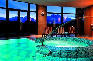 Wellness v Tatrách hotelu International****