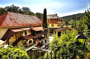 2–3 dny relaxace na Moravě v Lázních Leopoldov