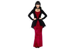 Kostým Vampírka dámský