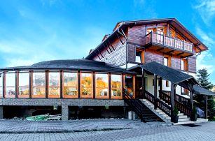 Príjemný rodinný pobyt v Novej Lesnej - Hotel Eufória***