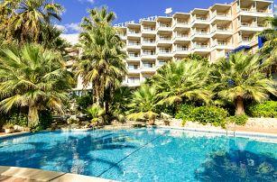 Španělsko - Mallorca na 4 až 15 dní, polopenze s dopravou letecky z Prahy 30 m od pláže