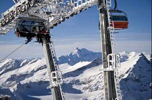Lyžování v 4* alpském resortu v Rakousku u ledovce Mölltaler s neomezeným wellness