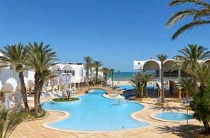 Tunisko - Djerba na 9 až 16 dní, all inclusive s dopravou letecky z Prahy