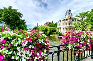 3denní poznávací zájezd zájezd do Amsterdamu, březen-květen