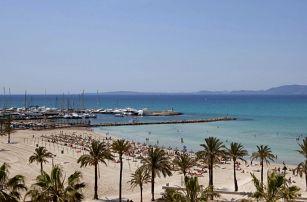 Španělsko - Majorca na 4 až 8 dní, snídaně s dopravou letecky z Prahy