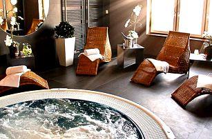Krásný pobyt ve 4* hotelu se snídaní a vířivkou