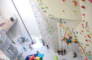 Kurz lezení pro 2 osoby pro začátečníky i pokročilé