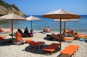 Řecko - Kréta na 8 dní, bez stravy s dopravou letecky z Prahy 300 m od pláže