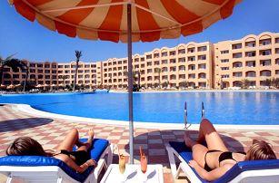 Tunisko - Mahdia na 8 až 15 dní, all inclusive s dopravou letecky z Prahy přímo na pláži