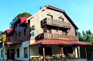 Do přírody a za zážitky: Dolní Morava v Jeseníkách v penzionu s polopenzí – termíny až do prosince 2019