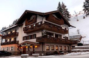 5denní Alpe Lusia se skipasem | Hotel De Fronz*** | Doprava s denním přejezdem, ubytování, polopenze a skipas