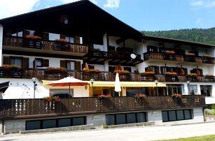 5denní Tre Cime se skipasem – denní přejezd | Hotel Bellavista*** | Doprava, ubytování, polopenze a skipas