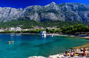 8–10denní Chorvatsko, Makarska | Pension Mara*** | Doprava zdarma | Dítě zdarma | Polopenze, autobusem nebo vlastní doprava