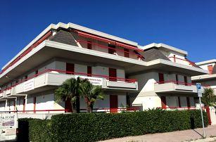 8–10denní Itálie, Abruzzo | Residence Tuttomare** 20 m od pláže | Strava vlastní | Autobusem nebo vlastní doprava