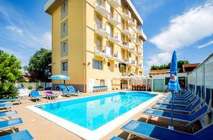 8–10denní Itálie, Emilia Romagna | Hotel Viking*** | Doprava -50% | Děti zdarma | Bazén, Klimatizace, parkování zdarma | Polopenze nebo plná penze