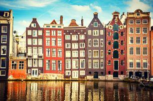 To nejlepší z Amsterdamu – Tulipány, sýry a dřeváky | 3denní poznávací zájezd do Nizozemí