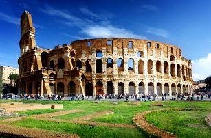 Valentýnský výlet do Říma a Florencie pro dva | 1noc se snídaní | 4denní poznávací zájezd do Itálie
