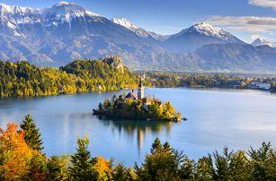 Přírodní krásy Slovinska | 1 noc se snídaní | 4denní poznávací zájezd do Slovinska