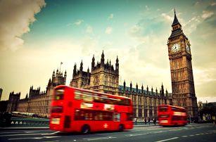 Londýn a Windsor | 2 noci se snídaní | 5denní poznávací zájezd do Velké Británie