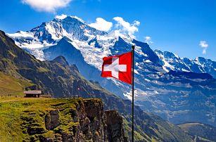 Krásy francouzských a švýcarských Alp   2 noci se snídaní   5denní poznávací zájezd do Švýcarska