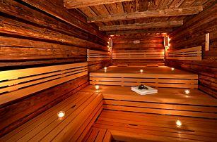 Časově neomezený vstup do ostravské Saunie